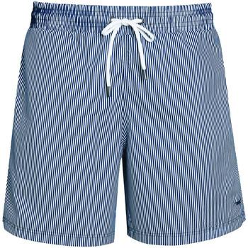 textil Herre Badebukser / Badeshorts Mey 45635 - 668 Blå