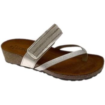 Sko Dame Sandaler Calzaturificio Loren LOD8837ar grigio