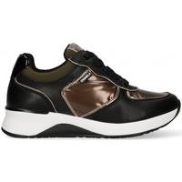 Sko Dame Lave sneakers Dangela 57863 Sort