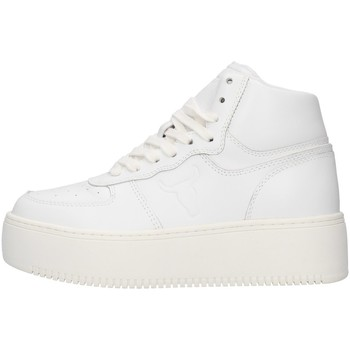 Sko Dame Høje sneakers Windsor Smith WSPTHRIVE WHITE