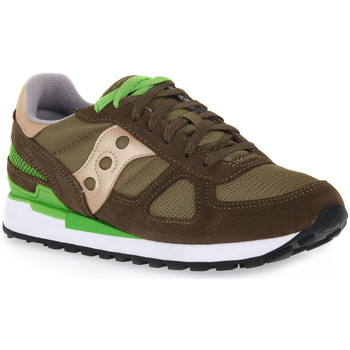Sko Herre Lave sneakers Saucony SHADOW ORIGINAL Verde