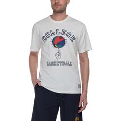 textil Herre T-shirts m. korte ærmer Franklin & Marshall T-shirt Franklin & Marshall Classique gris
