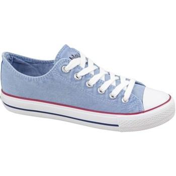 Sko Dame Lave sneakers Lee Cooper LCWL2031034 Blå