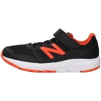 Sko Dreng Lave sneakers New Balance YT570CRZ BLACK