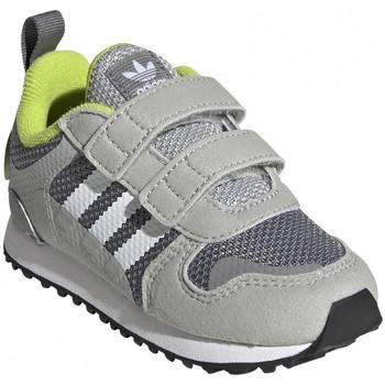 Sko Børn Løbesko adidas Originals Zx 700 hd cf i Grå