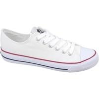 Sko Dame Lave sneakers Lee Cooper Lcwl 20 31 031 Hvid