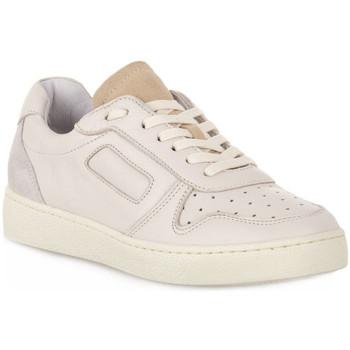 Sko Dame Lave sneakers At Go GO  CARTROPEZ CRUDO Bianco