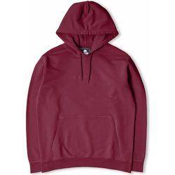textil Sweatshirts Edwin Sweatshirt  katakana rouge bordeaux