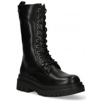 Sko Dame Chikke støvler Etika 55064 Sort