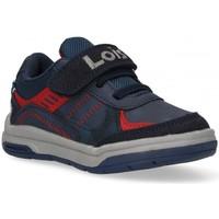 Sko Dreng Lave sneakers Lois 58173 Blå