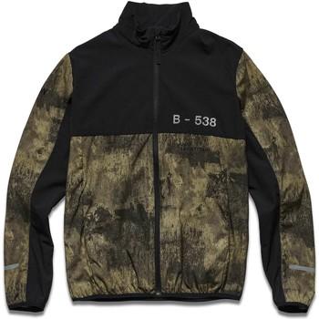 textil Herre Vindjakker Halo Coupe vent  Tech camouflage/noir