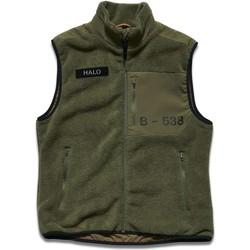 textil Herre Veste / Cardigans Halo Gilet  Fleece vert