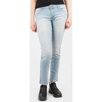 textil Dame Jeans - skinny Wrangler Domyślna nazwa blue