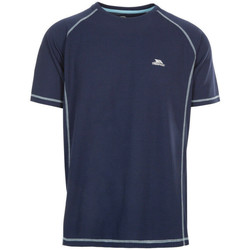 textil Herre T-shirts m. korte ærmer Trespass Albert Dark Navy