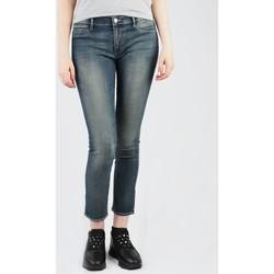 textil Dame Jeans - skinny Wrangler Bridget W22VR441T blue