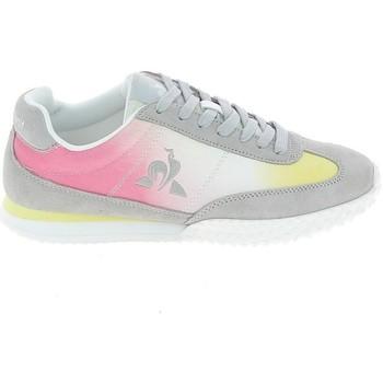 Sko Lave sneakers Le Coq Sportif Veloce Blanc Multi Hvid