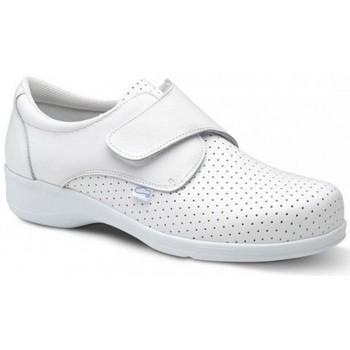 Sko Herre Lave sneakers Feliz Caminar ZAPATO SANITARIO UNISEX BETA Hvid