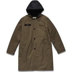 textil Herre Frakker Halo Parka  Military Coat marron vintage