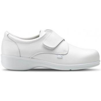 Sko Herre Lave sneakers Feliz Caminar ZAPATO SANITARIO UNISEX GAMMA Hvid