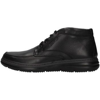 Sko Herre Høje sneakers Enval 8208300 BLACK