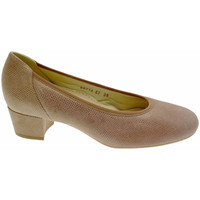 Sko Dame Højhælede sko Calzaturificio Loren LO60713rept marrone