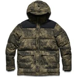 textil Herre Dynejakker Halo Doudoune  Down Puffer vert camo/noir