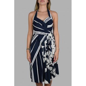 textil Dame Korte kjoler Antonio Marras  Blå