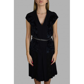 textil Dame Korte kjoler Antonio Marras  Sort