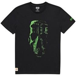 textil Herre T-shirts m. korte ærmer Globe T-shirt  Refuse Skull noir