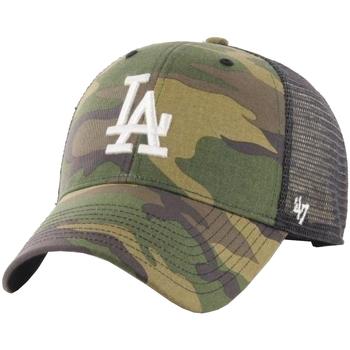 Accessories Herre Kasketter 47 Brand Los Angeles Dodgers Branson Cap Grøn