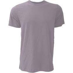 textil Herre T-shirts m. korte ærmer Bella + Canvas CA3001 Storm Grey