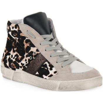Sko Dame Høje sneakers At Go GO 4146 CHICCO BIANCO Bianco