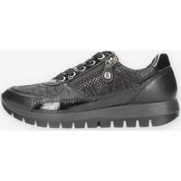 Sko Dame Lave sneakers Enval 82656 Black