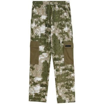 Cargo bukser Sixth June  Pantalon  Cargo Camouflage