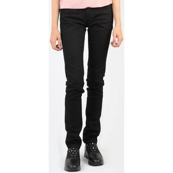textil Dame Jeans - skinny Wrangler Molly Black Soul W251VB13H black