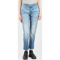 textil Dame Lige jeans Wrangler Seafarer W26CJJ50Z blue