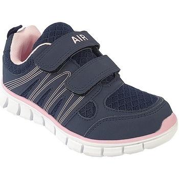 Sko Børn Lave sneakers Dek  Navy/Soft Pink