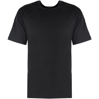 textil Herre T-shirts m. korte ærmer Xagon Man  Sort