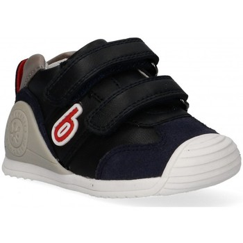 Sko Pige Lave sneakers Biomecanics 57347 Blå
