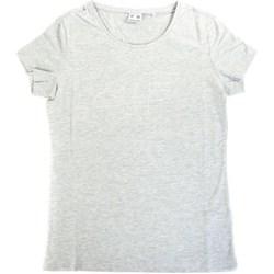 textil Dame T-shirts m. korte ærmer 4F TSD353 Grå