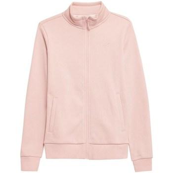 textil Dame Sweatshirts 4F BLD351 Pink