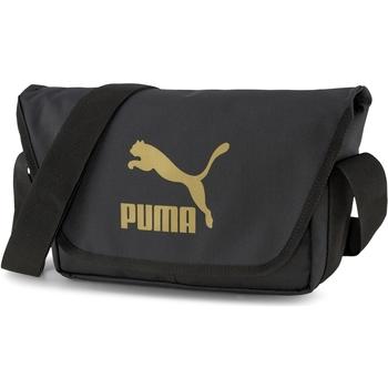 Tasker Skuldertasker Puma Messenger Sort