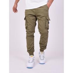 textil Herre Cargo bukser Project X Paris Jeans Style Cargo Projet X Paris khaki