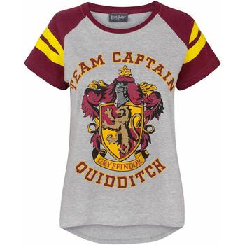 textil Dame T-shirts m. korte ærmer Harry Potter  Multicoloured