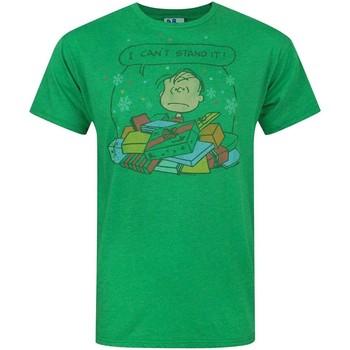 textil Herre T-shirts m. korte ærmer Junk Food  Green