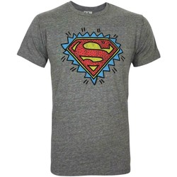 textil Herre T-shirts m. korte ærmer Junk Food  Grey