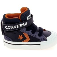 Sko Børn Høje sneakers Converse Pro Blaze BB Marine Rouge Blå