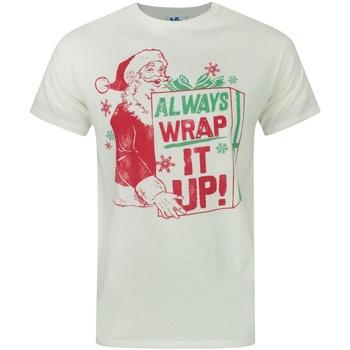 textil Herre T-shirts m. korte ærmer Junk Food  Ivory/Green/Red