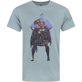 textil Herre T-shirts m. korte ærmer Junk Food  Blue