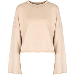 textil Dame Sweatshirts Champion  Beige